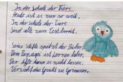 Gedicht Leopold